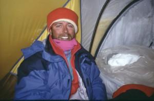 René de Bos. Foto: Snow Leopard Adventures