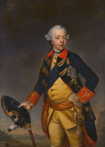 Willem V (afbeelding: Mauritshuis)