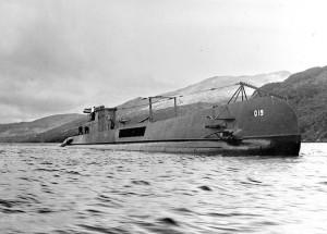 HNLMS O 19 gebouwd bij Wilton Feijenoord (foto: Wikipedia)