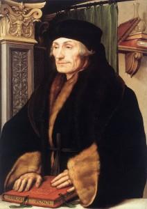 Erasmus door Hans Holbein de Jonge - Wikipedia