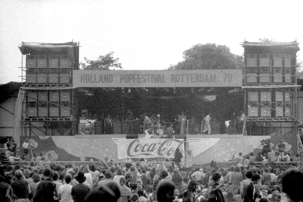 Holland Pop Festival. Foto: Erik Baas - Wikipedia.