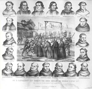 Martelaren van Gorinchem (afbeelding: Wikipedia)