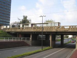 Stations Vlaardingen-Oost (foto: M. Minderhoud op Wikipedia)