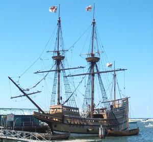 Mayflower (foto: wikitraveluser OldPine)