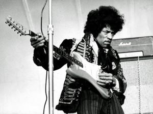 Jimi Hendrix. Foto: Wikipedia